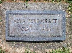 Alva Peter Craft