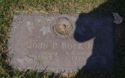John P Botz, Jr