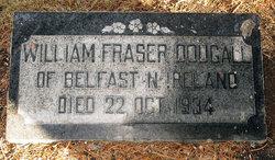 William Fraser Dougall