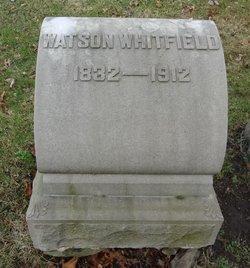 Watson Whitfield