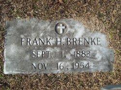 Frank Henry Brenke