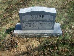 Mary R. <I>Blake</I> Cupp
