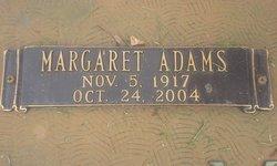 Margaret Missouri <I>Adams</I> McCabe
