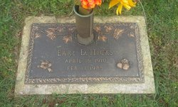 Earl Dail Hicks