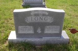 """Samuel Kenneth """"Kenny"""" Long"""