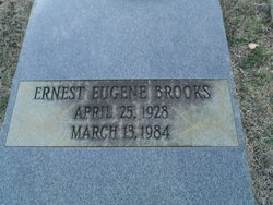 Ernest Eugene Brooks