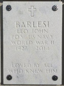 Leo John Barlesi