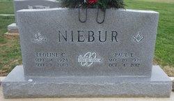 Leoline C Willard Niebur 1928 2003 Find A Grave Memorial