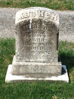 Mary A <I>Enfield</I> Bay