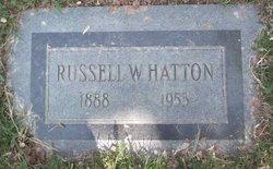 Russell Warren Hatton
