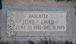 June Lund