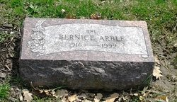 "Bernice L. ""Bea"" <I>Haney</I> Arble"