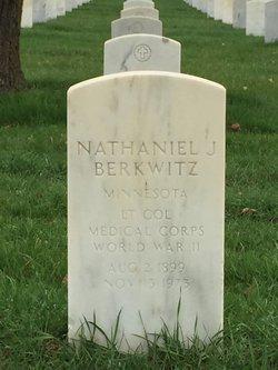 Nathaniel J Berkwitz