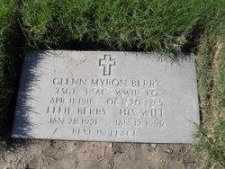 Glenn Myron Berry