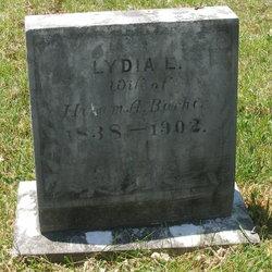 Lydia E. <I>Hammond</I> Barker