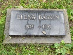 Elena Baskin