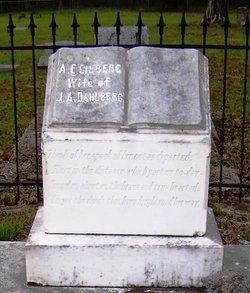 A. Caroline <I>Gilberg</I> Dahlberg