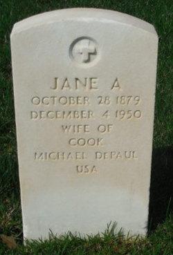 Jane A Depaul