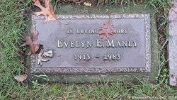 Evelyn Elvina <I>Bilodeau</I> Manly