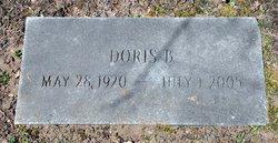 Doris B West