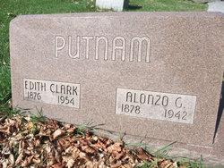 Edith May <I>Clark</I> Putnam