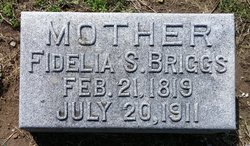 Fidelia S <I>Frye</I> Briggs