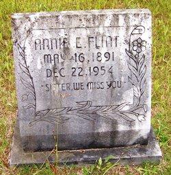 Annie E Flint