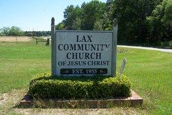 Lax Community Cemetery