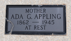 Ada Gertrude <I>Flowers</I> Appling