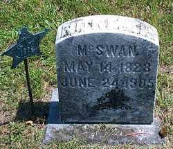 Norman McSwan