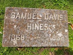 Samuel Davis Hines