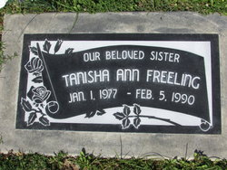 Tanisha Ann Freeling