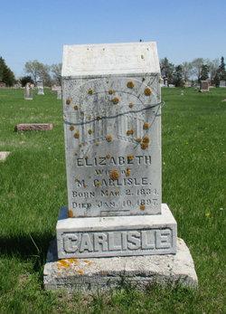 Elizabeth Carlisle