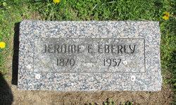 Jerome E Eberly