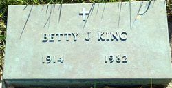 Betty J. King