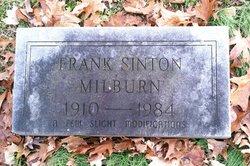 Frank Sinton Milburn