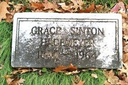 Grace <I>Sinton</I> Hagemeyer