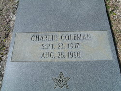 Charlie Coleman