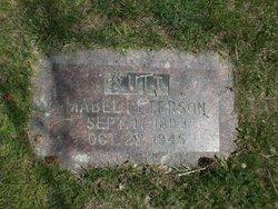 Mabel <I>Peterson</I> Sult