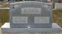 James Paul Burris