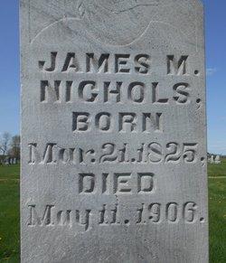 James M Nichols