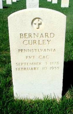 Bernard Curley