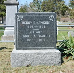 Henrietta Louise <I>Barteau</I> Hawkins