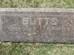 Franklin T. Butts