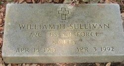 William H Sullivan