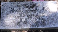 Susan M Sullivan