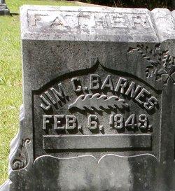 Jim C Barnes