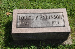 Louise P. Anderson