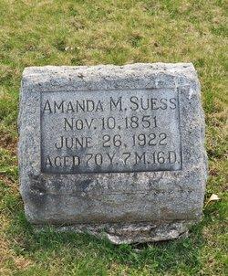 Amanda <I>Moll</I> Suess