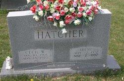 Irene <I>Laird</I> Hatcher